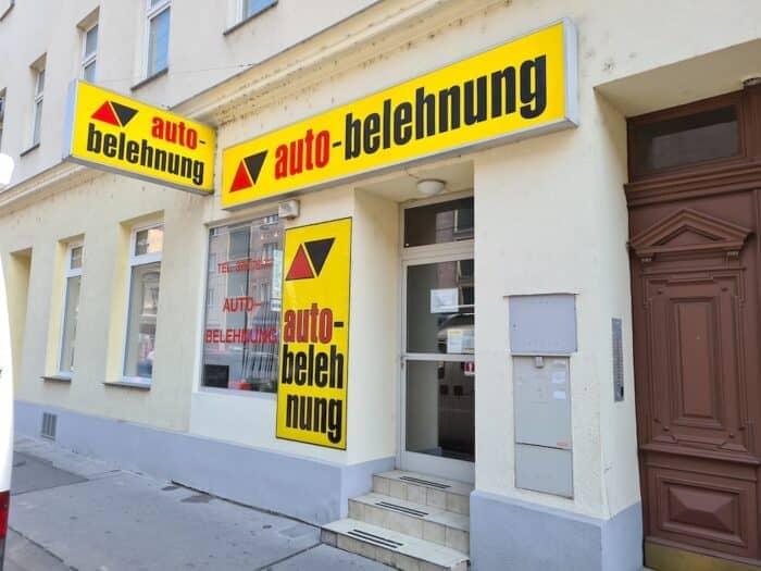 Auto Belehnung in Wien